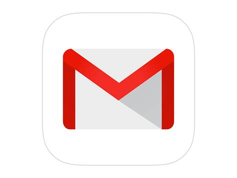Gmail Ios8 Icon By Jean-marc Denis