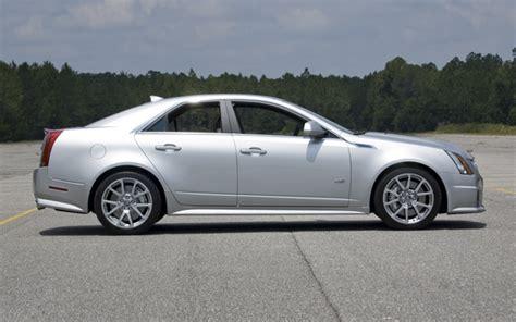 2010 Cadillac Ctsv Review & Test Drive