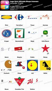 Leading Department Store Logo logo quiz ultimate shops ...