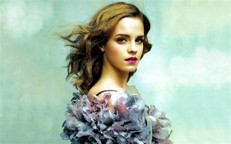 Emma Watson Art Wallpaper High Definition Quality