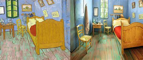 la chambre de gogh dormir dans quot la chambre de gogh quot c 39 est possible