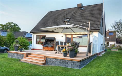 Erdaushub Mit Diesen Kosten Koennen Sie Rechnen by Terrasse Bauen Mit Diesen Kosten K 246 Nnen Sie Rechnen