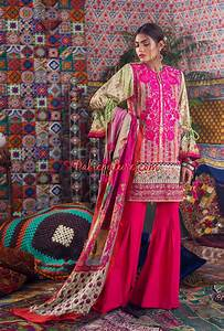 Ethnic By Outfitters 2017 | Spring u0026 Summer Collection at PakiCouture.Com | Buy Pakistani ...