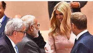 'Honored to meet' PM Modi, tweets Donald Trump's daughter ...