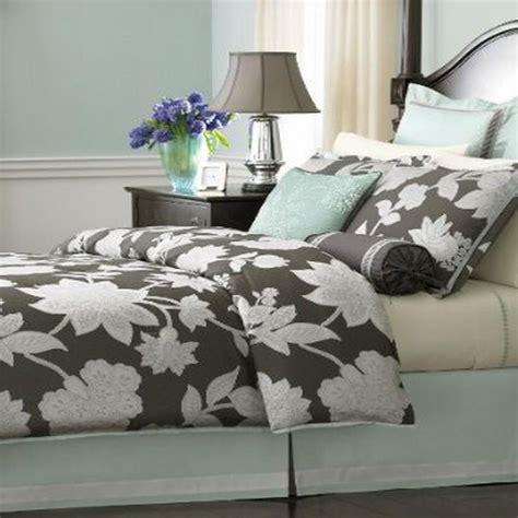 martha stewart chantilly king 24 piece comforter bed in a