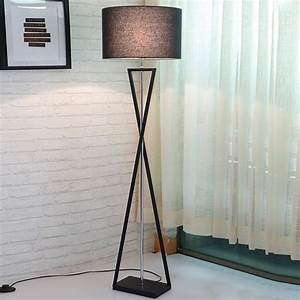 Led floor lamps for living room living room for Remote control floor lamp for sale