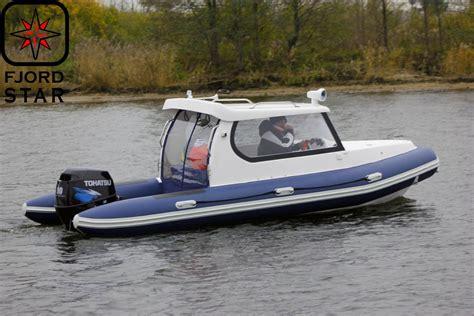 fjordstar  cabin fjordstar boats boats catalog fjordstar rib boats