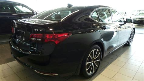 2018 Acura Tlx Release Date  New Car Release Date And