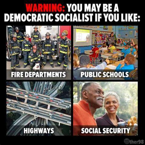Socialism Memes - another liberal meme on quot democratic socialism quot blown to bits