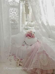 Bett Shabby Chic : die 25 besten shabby chic betten ideen auf pinterest romantische land schlafzimmer vintage ~ Sanjose-hotels-ca.com Haus und Dekorationen