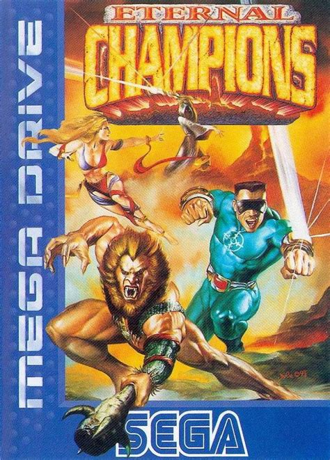 eternal champions tfg review art gallery