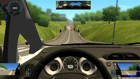 Honda Jazz City Car Driving Simulator