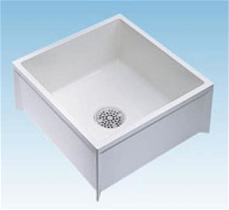 mustee mop sink 63m laundry tubs