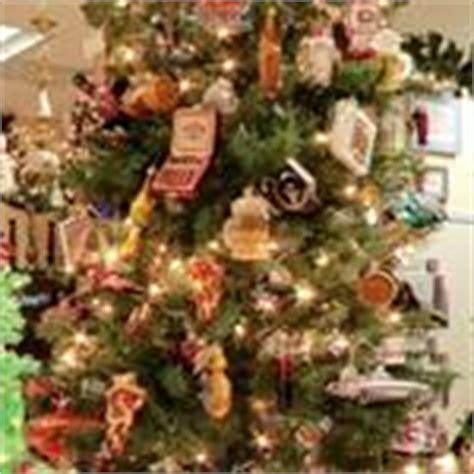 masculine christmas tree home design