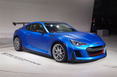 2018 Subaru Brz Pictures Information And Specs Auto