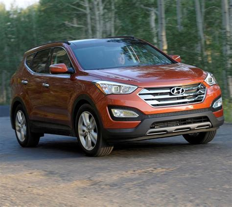 Hyundai Santa Fe Recalls by Hyundai Recalls Model Year 2018 Santa Fe Sport Vehicles