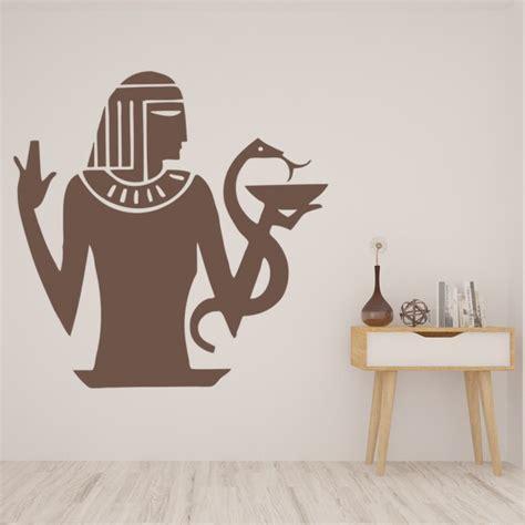egyptian print wall sticker egyptian style wall art