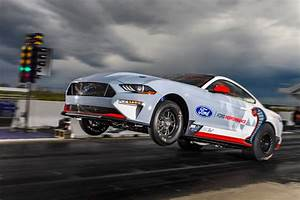 Ford's all-electric Mustang Cobra Jet 1400 will debut at the NHRA U.S. Nationals - SlashGear