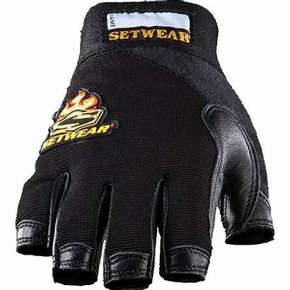 Gloves Fingerless Leather Setwear Swf Key Features