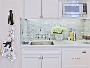 Subway Tile Backsplashes: Pictures, Ideas & Tips From HGTV