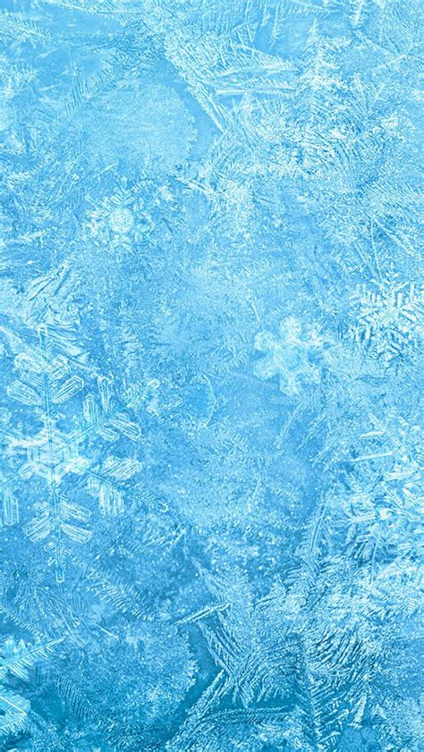 Disney Frozen Snowflake Background by Blue Frozen Iphone5壁紙 Iphone Wallpaper Background In