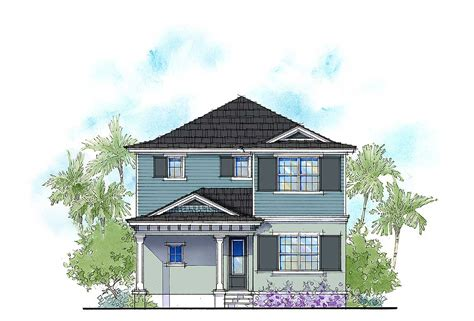 flexible net  ready cottage house plan zr