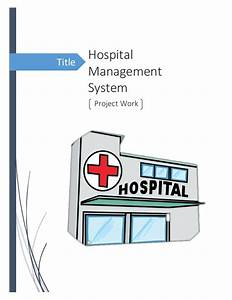 hospital management system 2nd task With online clinic management system documentation