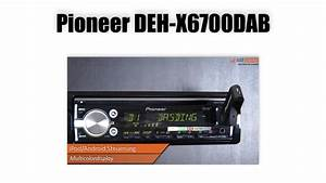 Pioneer Deh-x6700dab Autoradio