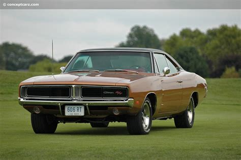 Auction results and data for 1969 Dodge Charger