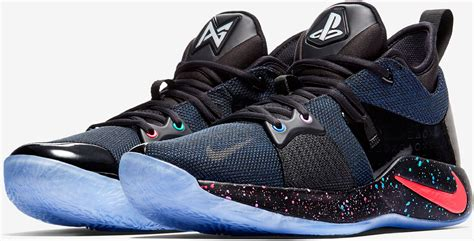 new nike light up shoes sony and nike announce limited edition paul george