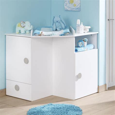 commode d angle chambre camille meubles meuble d 39 angle à langer pour enfant