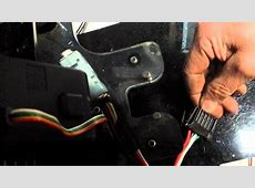 How to install Mercedes steering lock emulators YouTube