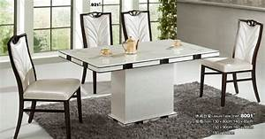 2015 New Design Marble Luxury Dining Table In Dining
