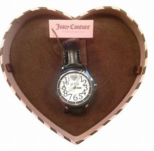 Juicy Couture Black/Silver Watch - Tradesy