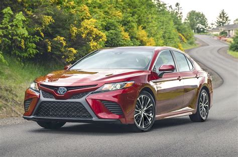 2019 Toyota Camry Hybrid Interior Specs For Sale