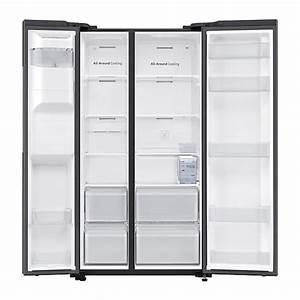Samsung 660l Side By Side Inverter Refrigerator