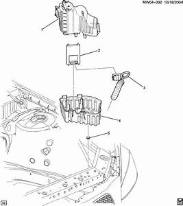 2008 Chevrolet 48l Transmission Control Module Diagram