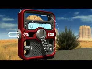 American Red Cross Solarlink Fr600 Emergency Radio By Et U00f3n