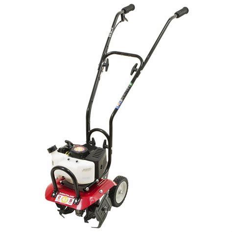 southland scv  cycle gas mini cultivator garden tiller  cc easy start ebay