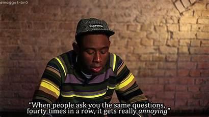 Creator Tyler Funny Quotes Quotesgram
