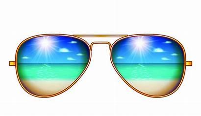 Aviator Sunglasses Sun Glass Sunscreen Creative Glasses