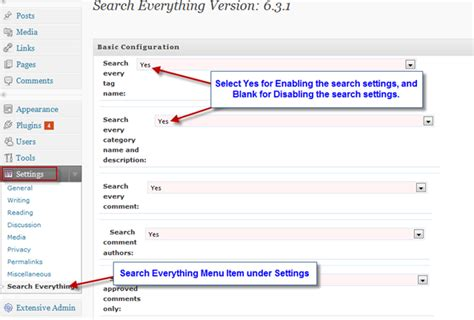 Enhance Search Results For Your Wordpress Blog Using