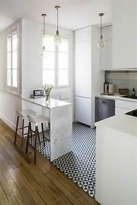 Küche Einrichten Ideen : kleine k che einrichten 44 praktische ideen f r ~ Lizthompson.info Haus und Dekorationen