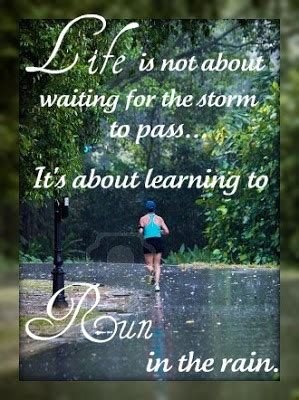 running quotes   rain quotesgram
