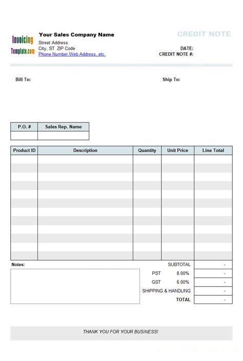 debit note template  invoice templates  excel