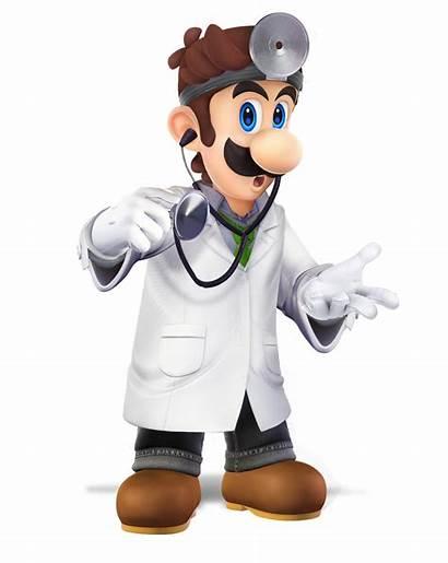 Luigi Dr Fantendo Fandom Wiki Wikia Nintendo