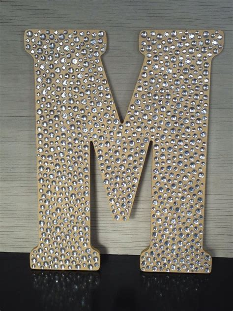 sparkle gold bling decorative wall from lettersfromatoz best 25 decorative wall letters ideas on diy 39210