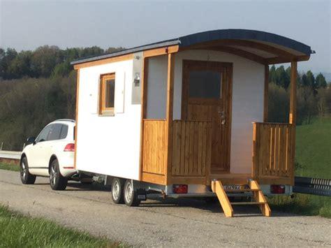 Tiny Häuser Auf Rädern Kaufen by Tiny Houses Fahrbares Haus Mit Holzhaus Auf R 228 Dern