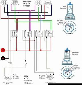 2004 Dodge Ram 1500 Headlight Wiring Diagram