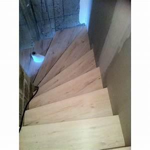 Recouvrir Escalier Béton : habillage marche escalier beton habiller un escalier ~ Premium-room.com Idées de Décoration